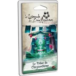 Le trône du Chrysanthème un jeu FFG France / Edge