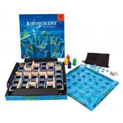 Le labyrinthe magique un jeu Gigamic