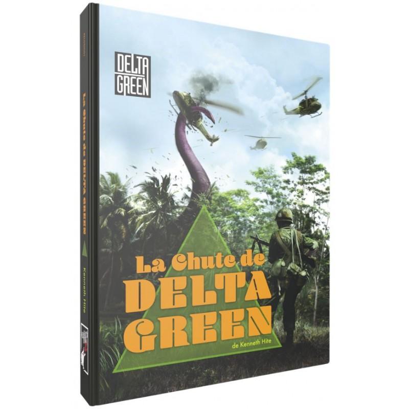 La chute de Delta Green un jeu Deadcrows