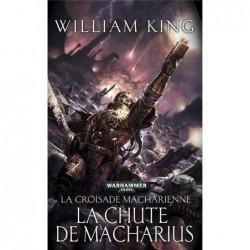 La Croisade Macharienne - La Chute de Macharius un jeu Black Library