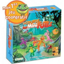 La Course des MiniFutés un jeu Weelingua