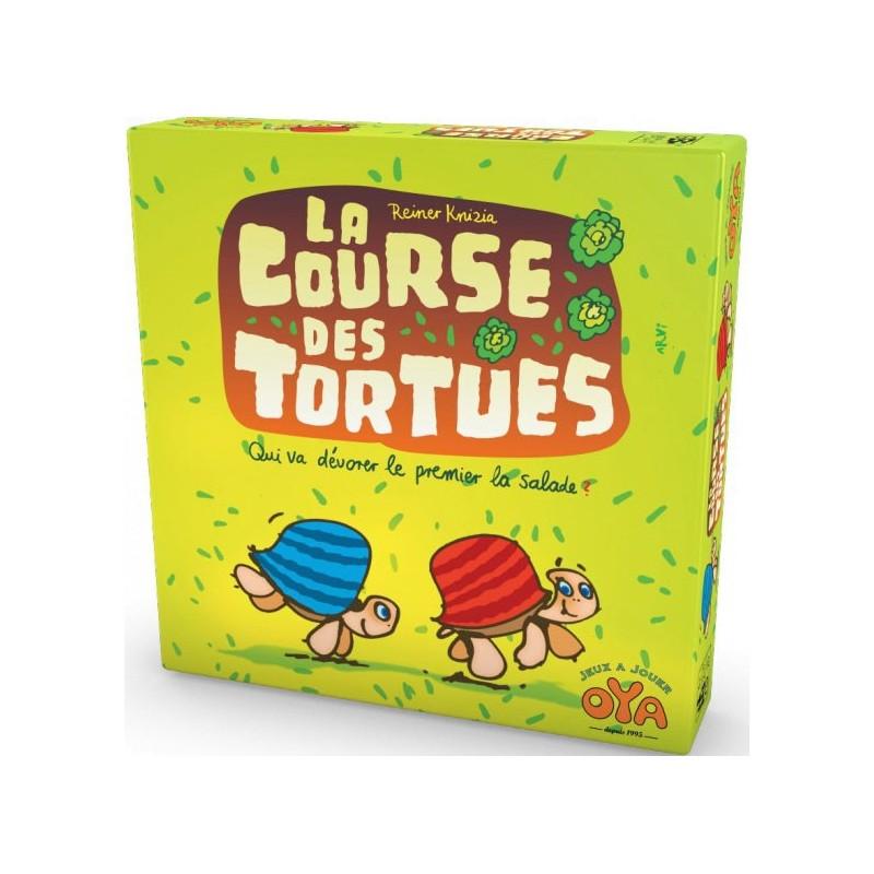 La course des tortues un jeu Oya