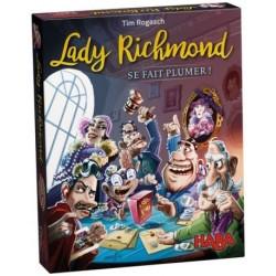 Lady Richmond se fait plumer ! un jeu Haba