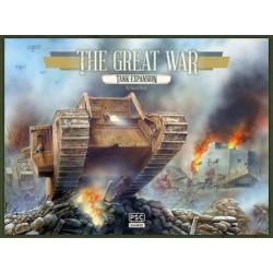 La grande Guerre - Extension Tanks un jeu Nuts Publishing