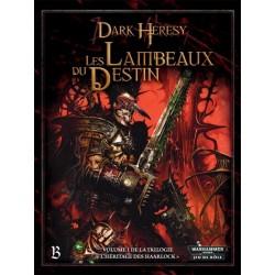 Dark Heresy - Les Lambeaux du Destin un jeu Bibliotheque Interdite