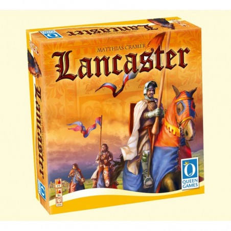 Lancaster un jeu Queen Games