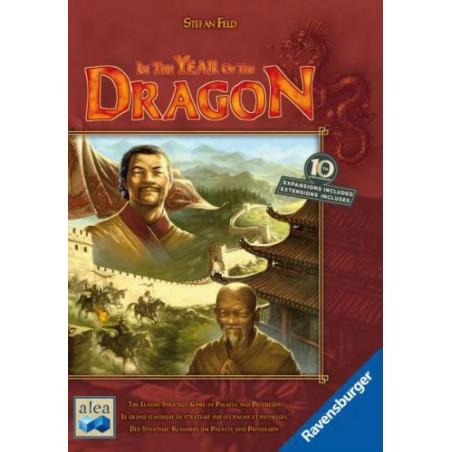 L'année du dragon un jeu Alea