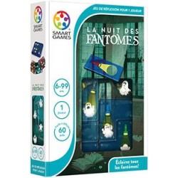 La Nuit des Fantômes un jeu Smart Games