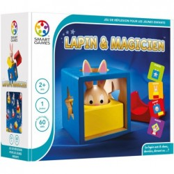 Lapin & Magicien un jeu Smart Games