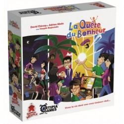 La quête du bonheur un jeu Super Meeple