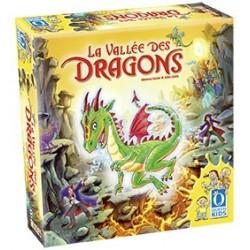 La vallée des dragons un jeu Queen Games