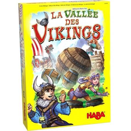 La vallée des Vikings un jeu Haba