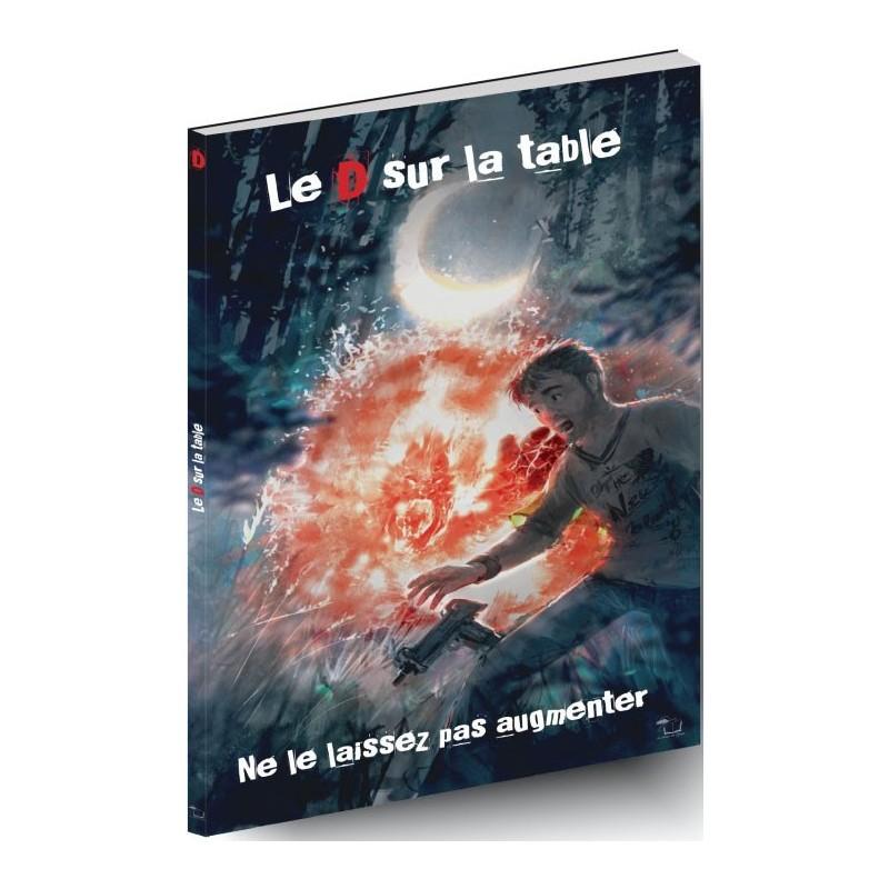 Le D sur la table un jeu La Plume de Cyrano