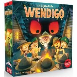 La légende du Wendigo un jeu Le Scorpion Masqué