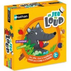 Le jeu du Loup un jeu Nathan