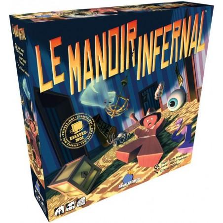 Le Manoir Infernal un jeu Blue orange
