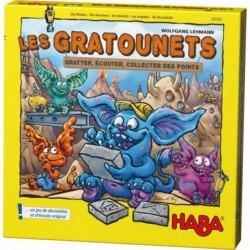 Les Gratounets un jeu Haba