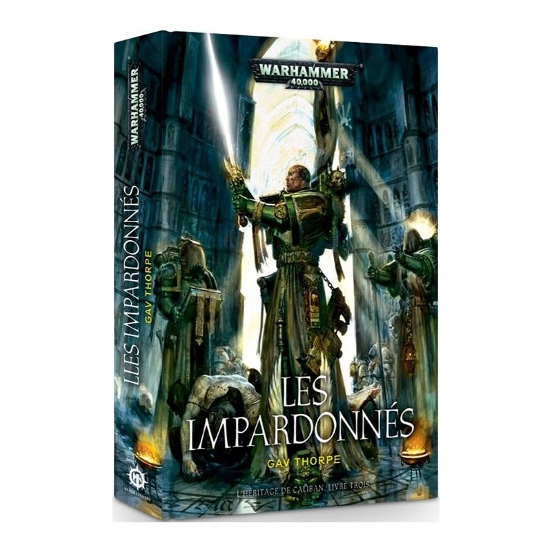 Les Impardonnés un jeu Black Library