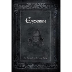 Manuel de la lune noire - Edition limitée un jeu Agate RPG