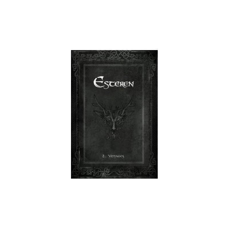 Voyages livre 2 - Edition collector un jeu Agate RPG