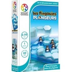Les Pingouins Plongeurs un jeu Smart Games