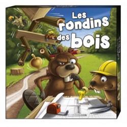 Les Rondins des Bois un jeu Paille editions