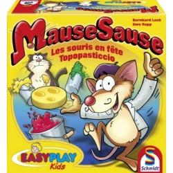 Les souris en fête un jeu Schmidt