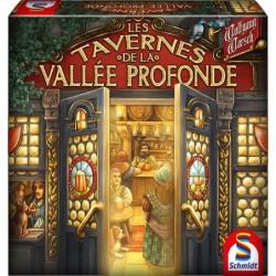 Les tavernes de la vallée profonde un jeu Schmidt