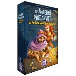Les voleurs d'Amarynth Extension la fortune sourit aux audacieux un jeu Pixie Games