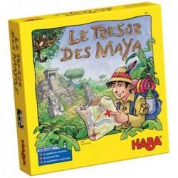 Le trésor des mayas un jeu Haba
