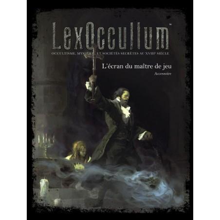 Ecran un jeu Arkhane Asylum Publishing