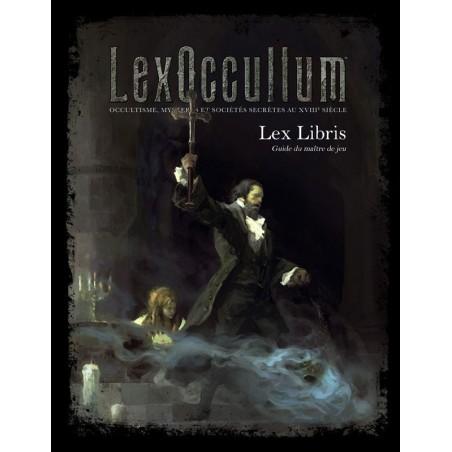 Lex Libris - Guide du maitre un jeu Arkhane Asylum Publishing