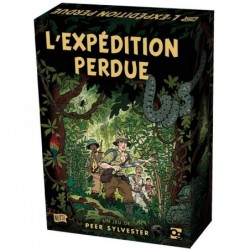 L'expedition perdue un jeu Nuts Publishing