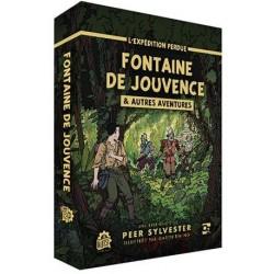 L'expédition perdue - Fontaine de jouvence un jeu Nuts Publishing