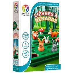 Lièvres & Renards un jeu Smart Games