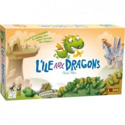 L'ile aux dragons un jeu Logis