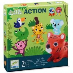 Little action un jeu Djeco