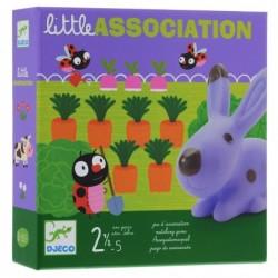 Little Association un jeu Djeco