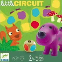 Little Circuit un jeu Djeco