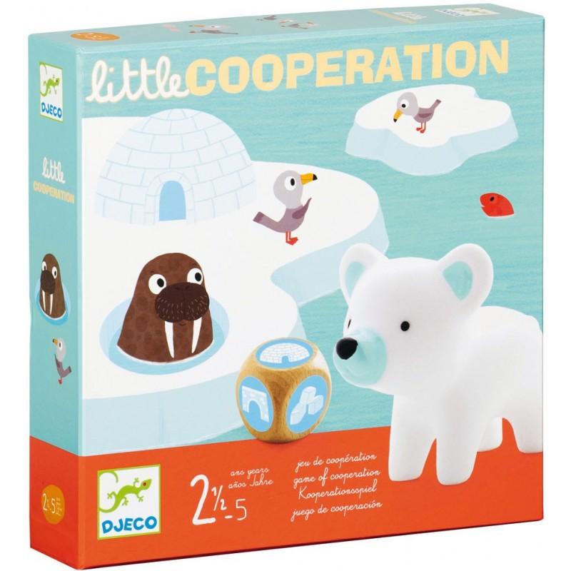 Little Coopération un jeu Djeco