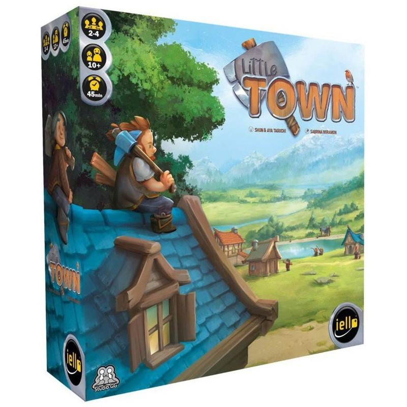 Little Town un jeu Iello
