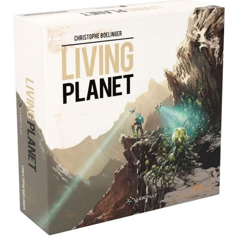Living planet un jeu Ludically