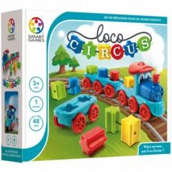 Loco Circus un jeu Smart Games