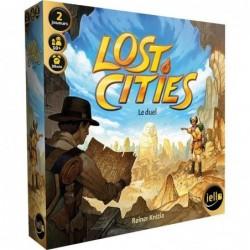 Lost Cities un jeu Iello