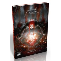 Lamentations of the Flame Princess - Règles & magie un jeu Black Book
