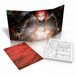 Lamentations of the Flame Princess - Ecran un jeu Black Book