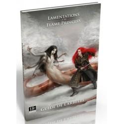 Lamentations of the Flame Princess - Guide de l'arbitre un jeu Black Book