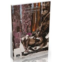 Lamentations of the Flame Princess : Vornheim un jeu Black Book