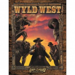 Wyld West un jeu Arkhane Asylum Publishing