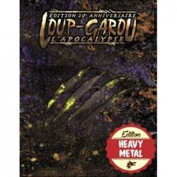 Edition 20 ème anniversaire Heavy Metal un jeu Arkhane Asylum Publishing